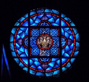 13. Rose Window, Alpha & Omega