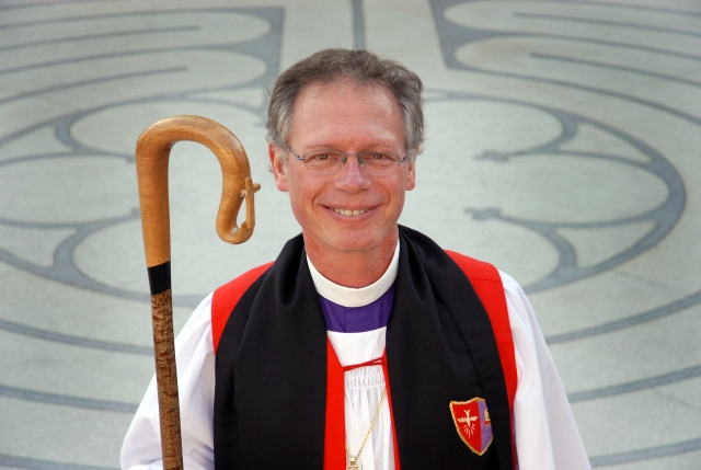 The Rt. Rev. Marc Andrus, Bishop of California