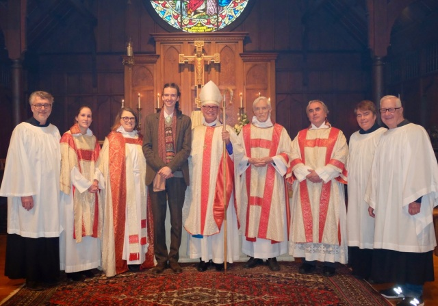 Bishop Marc comes to All Saints'